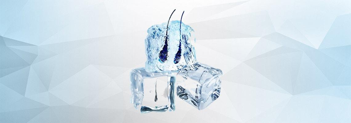 الايس كرافت (ice graft)